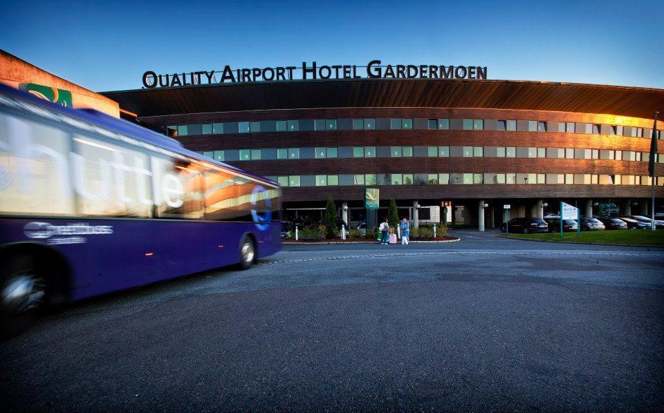 QUALITY AIRPORT GARDEMOEN,
