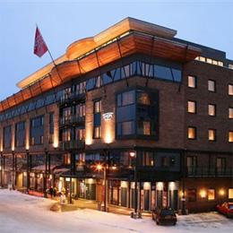 THON HOTEL HARSTAD,