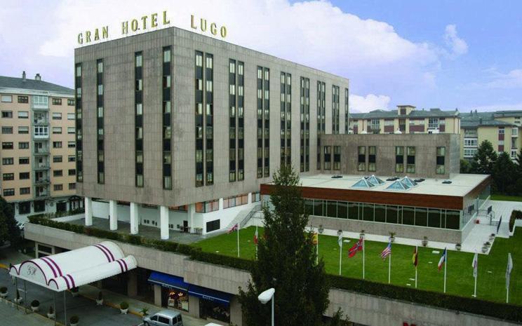 GRAN HOTEL LUGO,