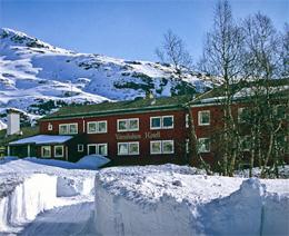 VATNAHALSEN HøYFJELLSHOTELL HOTEL,
