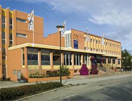 SORTLAND HOTEL,