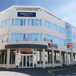 FOSSHOTEL RAUDARA (EX BEST WESTERN HOTEL REYKJAVIK),
