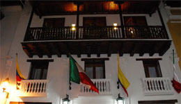 HOTEL DON PEDRO DE HEREDIA,