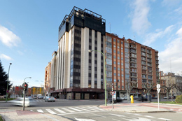 HOTEL PUERTA DE BURGOS,
