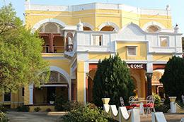 BHANWAR VILAS PALACE,