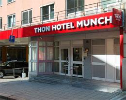 THON HOTEL MUNCH,