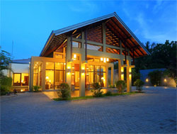 CHAARYA RESORT & SPA - TISSAMAHARAMA,