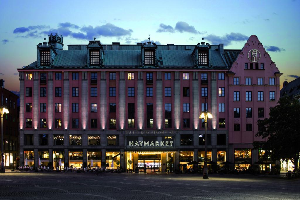 SCANDIC HOTEL  HAYMARKET ,