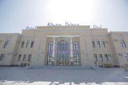 KHIVA PALACE HOTEL,