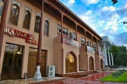 HOTEL RANGREZ,