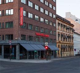THON HOTEL EUROPA ,