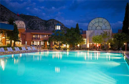 SPA HOTEL COLOSSAE THERMAL,