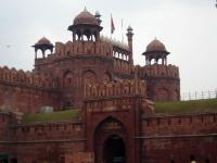 INDIA, FORTE ROSSO, OLD DELHI