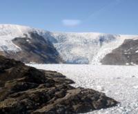 GROENLANDIA, Il ghiacciaio di kulusuk