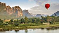 VETNAM, CAMBOGIA, LAOS, LAOS