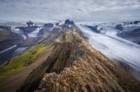 ISLANDA, SKAFTAFELL